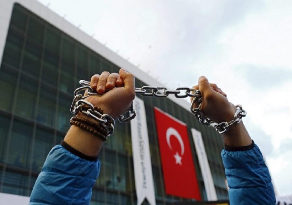 Νέα εντάλματα σύλληψης εις βάρος στρατιωτικών από την Άγκυρα