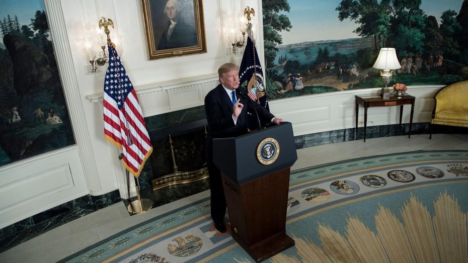 Το Ιράν νέο πεδίο σύγκρουσης της ΕΕ με τον Τραμπ
