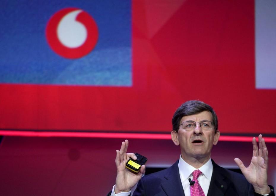Αφήνει το «τιμόνι» της Vodafone ο Vittorio Colao μετά από 10 χρόνια