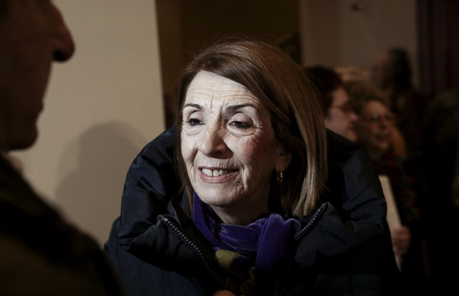 Φραστική επίθεση Κασιδιάρη στη Χριστοδουλοπούλου