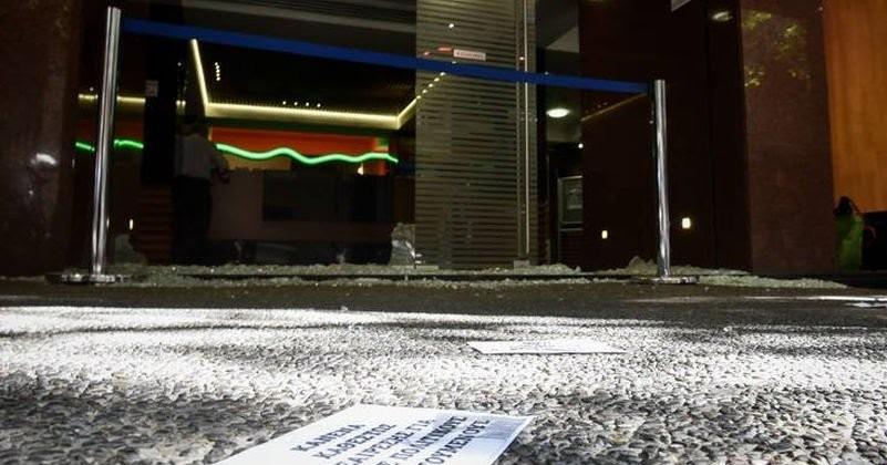 Ποινικές διώξεις για την επίθεση στην Ελληνογερμανική Ένωση της Αθήνας