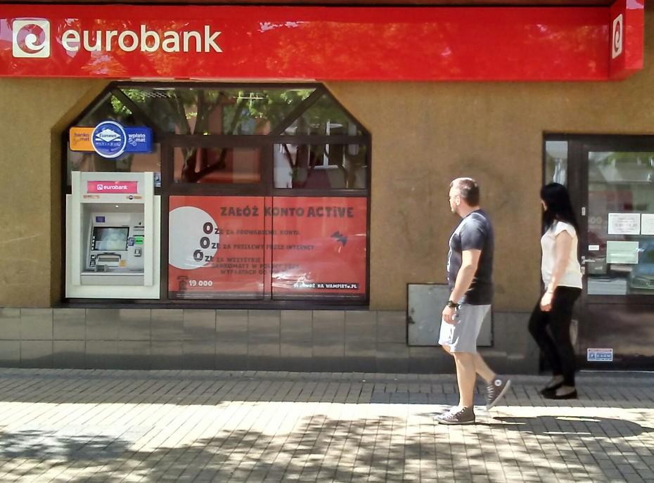 Η Societe Generale προς πώληση της μονάδας της Eurobank στην Πολωνία