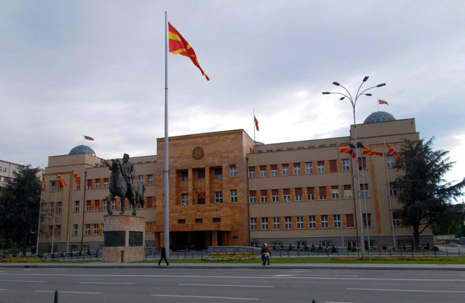 Γνωμοδότηση της Επιτροπής Βενετίας ζητεί το VMRO για τη συμφωνία Τσίπρα-Ζάεφ
