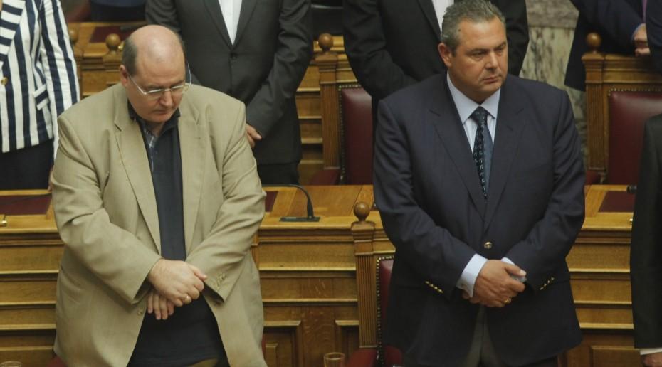 Ο Φίλης ζητεί παραίτηση Καμμένου από την κυβέρνηση
