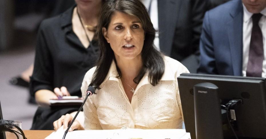 Οι ΗΠΑ φεύγουν από το Συμβούλιο Ανθρωπίνων Δικαιωμάτων του ΟΗΕ