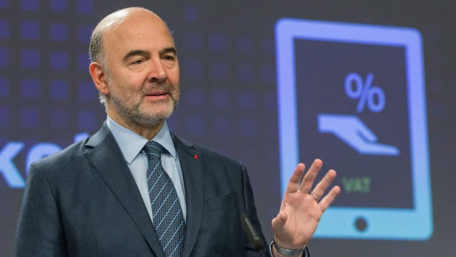 Εκπρόσωπος Μοσκοβισί: Αναγκαία η σφραγίδα του ΔΝΤ στα μέτρα ελάφρυνσης του χρέους