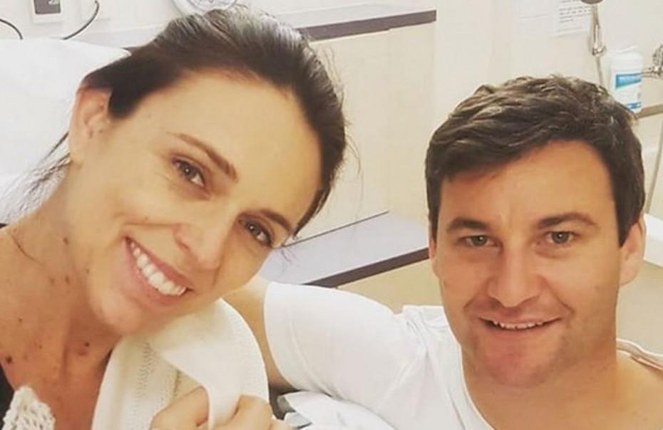 Η πρωθυπουργός της Νέας Ζηλανδίας έγινε μητέρα