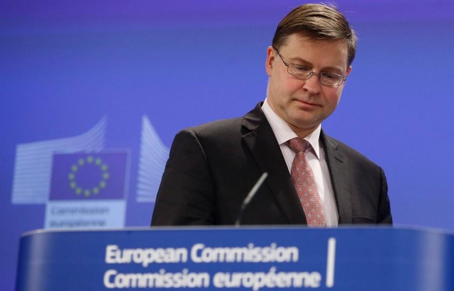 Ντομπρόβσκις: Η Ελλάδα μπορεί να προσφέρει στο εξής ευχάριστες εκπλήξεις