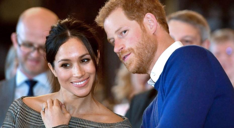 Meghan Markle και πρίγκιπας Χάρι πηγή έμπνευσης για πάρτι επετείου γάμου