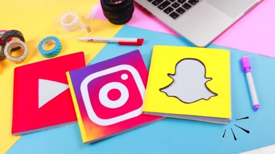 YouTube, Instagram και Snapchat πρώτα στις προτιμήσεις των εφήβων