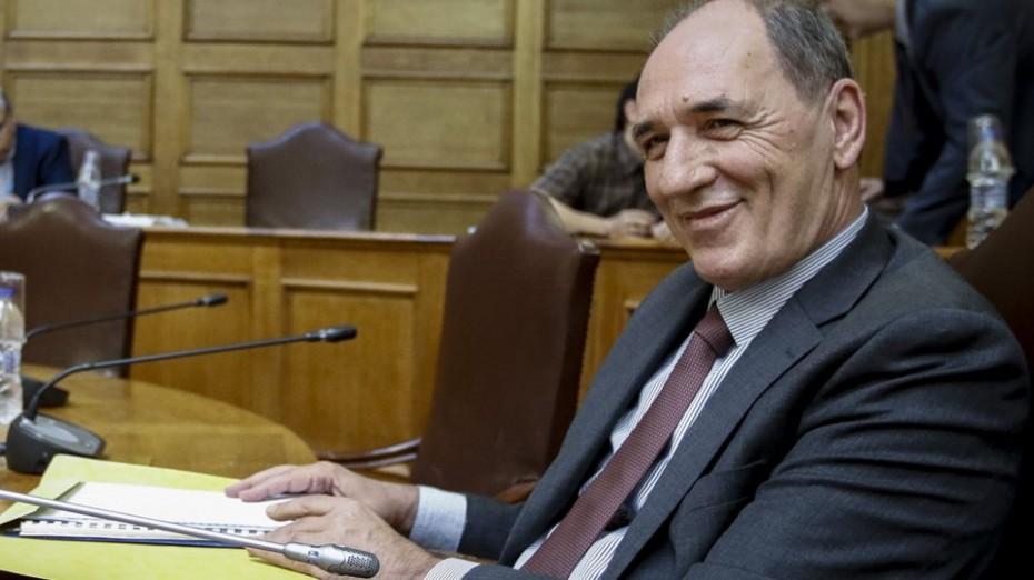 Σταθάκης: Μεγάλη πλειοψηφία στη Βουλή για το Σκοπιανό