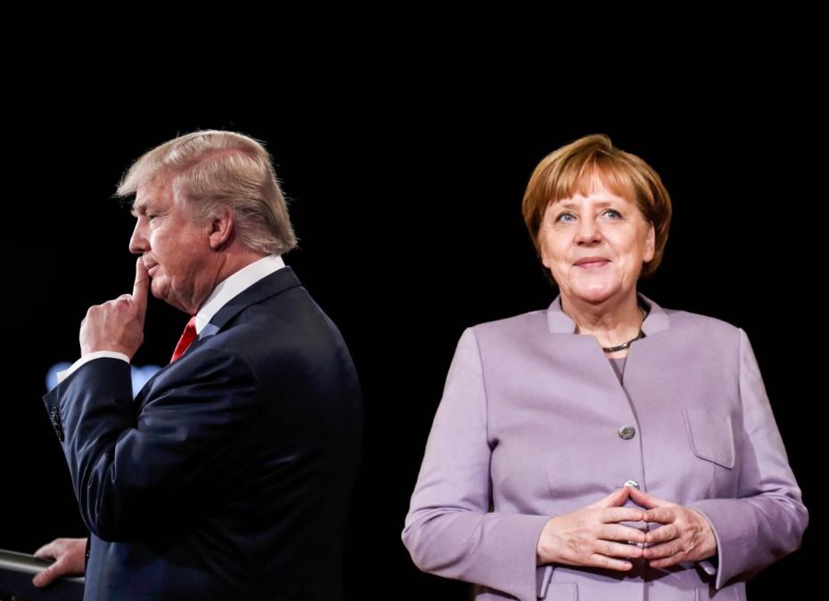 Η Γερμανία ο απώτερος σκόπος των δασμών του Τραμπ στην ΕΕ