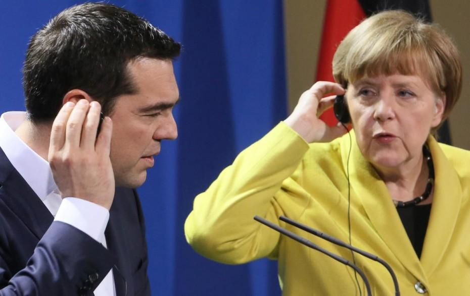 Financial Times: Ο Τσίπρας «σώζει» τη Μέρκελ για το προσφυγικό