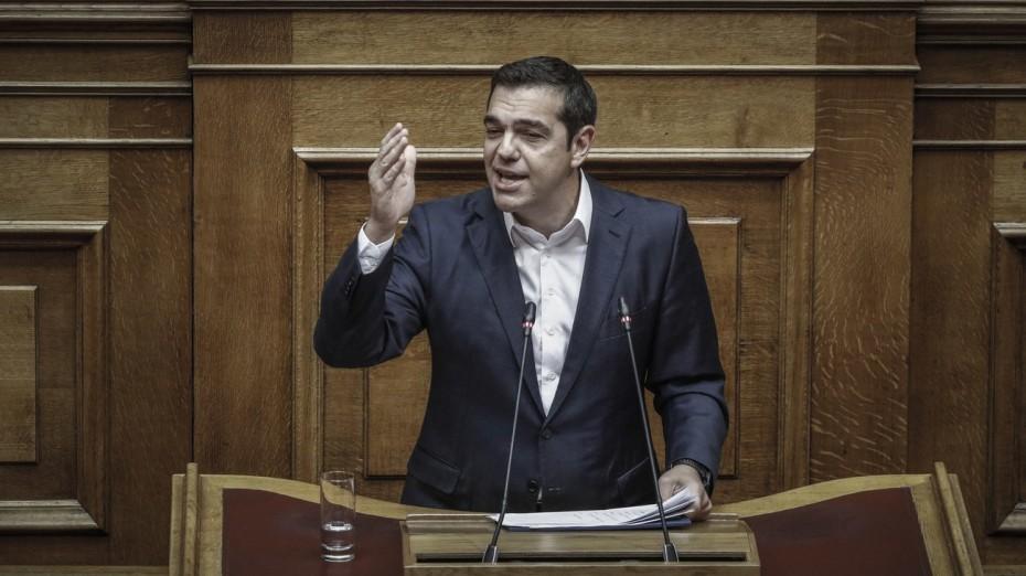 Πολιτικός «πυρετός» για την ενημέρωση Τσίπρα στη Βουλή