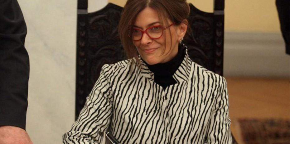 Κανείς δε χάνεται: Στον ΟΟΣΑ διορίστηκε η Ράνια Αντωνοπούλου