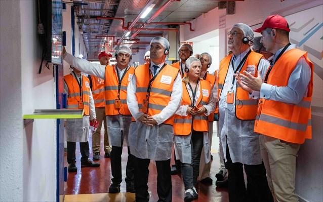 Ολοκληρώθηκε η επένδυση 24 εκατ. ευρώ της Coca Cola  στο Σχηματάρι