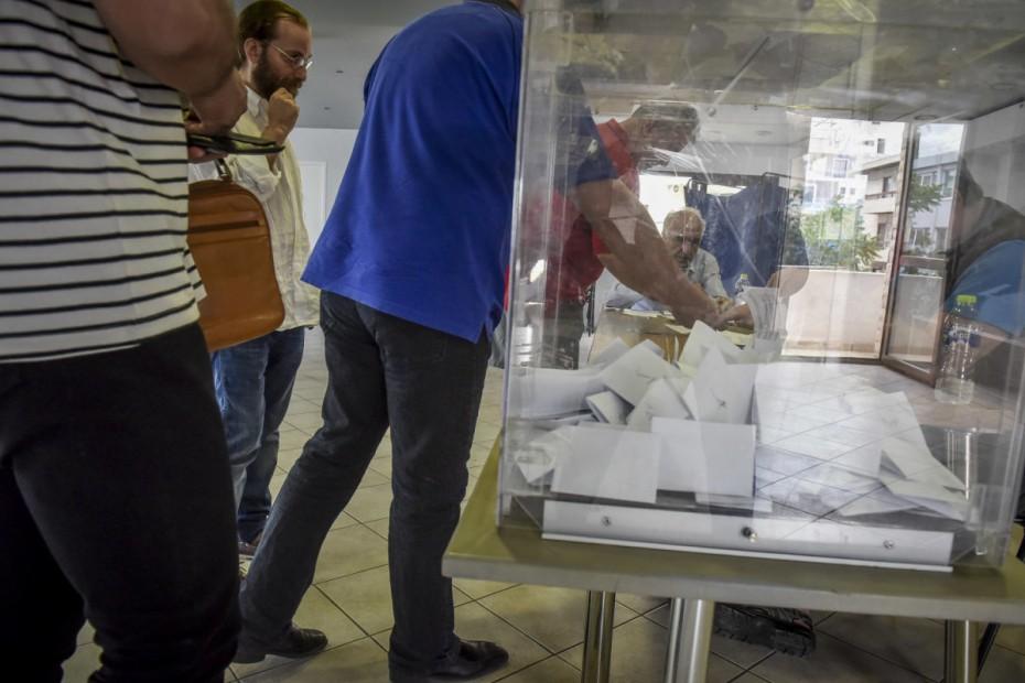 Αλλάζει το εκλογικό τοπίο στο Λεκανοπέδιο Αττικής