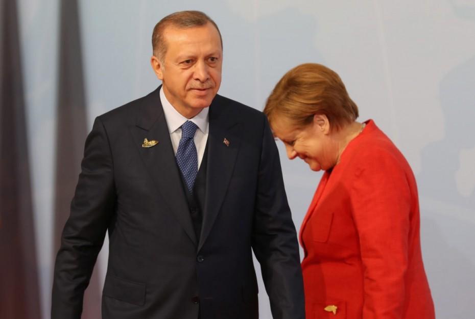 Η Γερμανία επιβεβαίωσε την επίσκεψη Τραμπ στο Βερολίνο