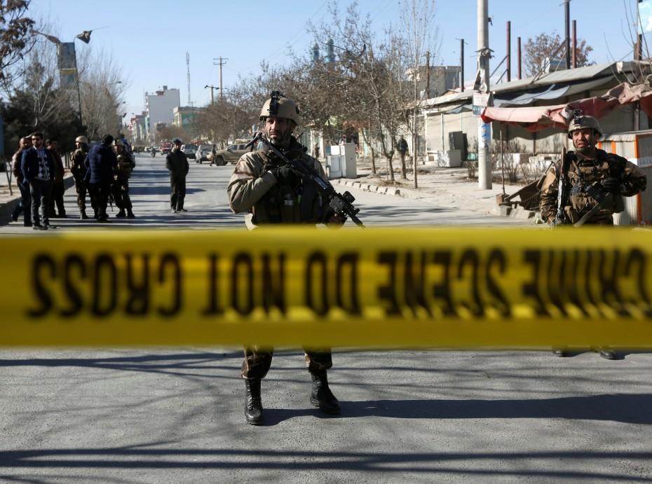Λουτρό αίματος στην Καμπούλ από επίθεση του ISIS