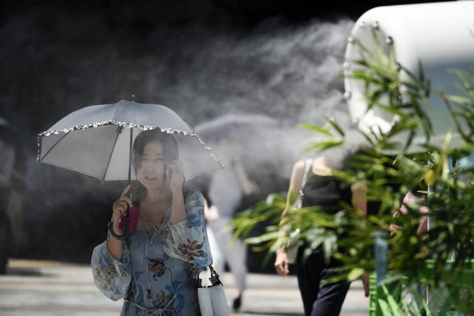 Συναγερμός στην Ιαπωνία για το «κύμα» του θανατηφόρου καύσωνα