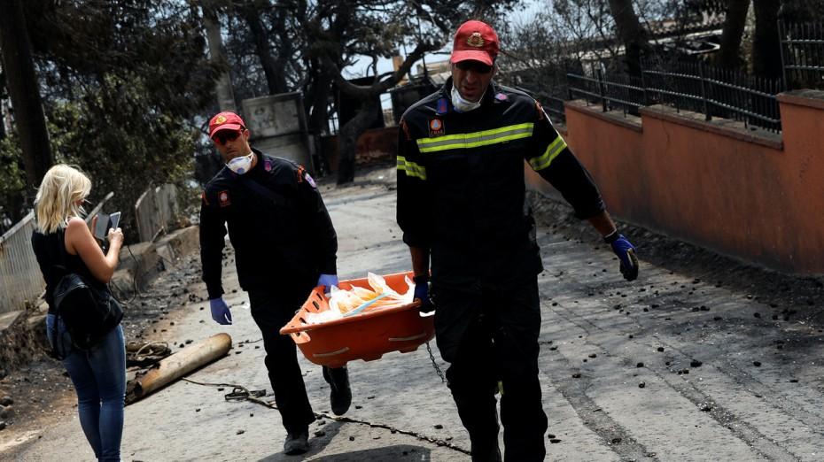 Ασύλληπτη τραγωδία στις φλόγες: Στους 87 οι νεκροί