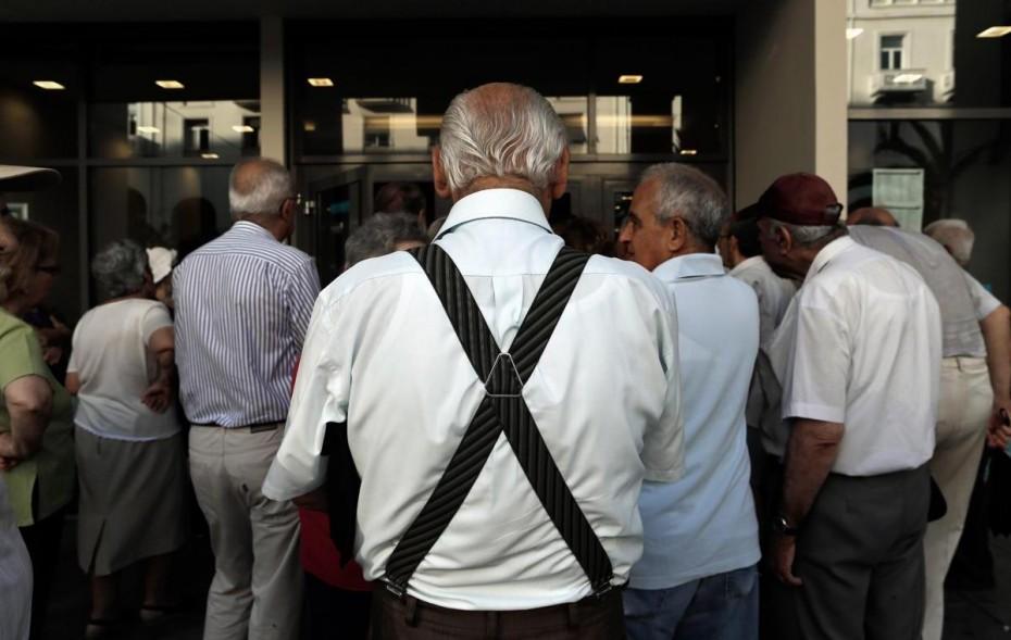 Ο εμπαιγμός των συνταξιούχων