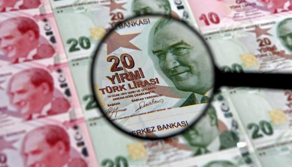 Σε νέο ιστορικά χαμηλό η τούρκικη λίρα