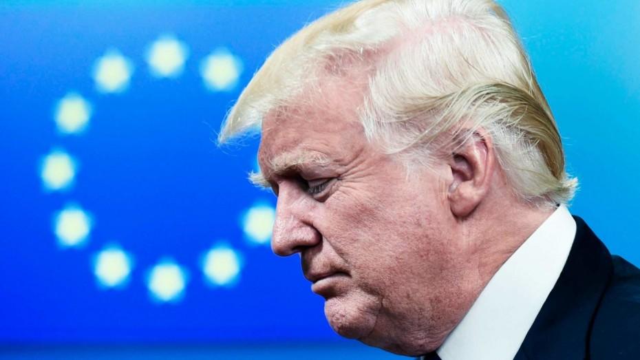 Οι αψιμαχίες Τραμπ - ΕΕ πριν από τον εμπορικό πόλεμο και το ΝΑΤΟ