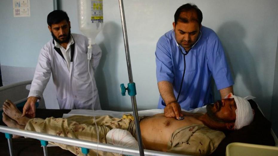 Τουλάχιστον 15 οι νεκροί από την επίθεση στην Τζαλαλαμπάντ του Αφγανιστάν