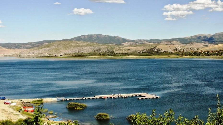 Προληπτική απαγόρευση κολύμβησης στη Βεγορίτιδα