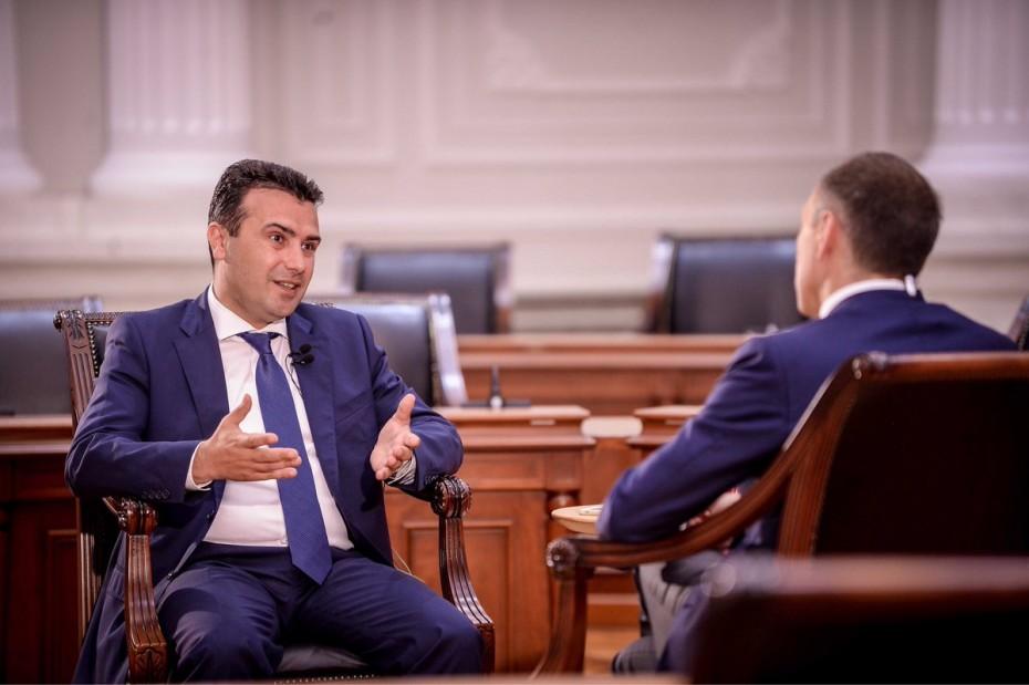 Ζάεφ: Προς τον Ιανουάριο του 2019 η επικύρωση της συμφωνίας των Πρεσπών