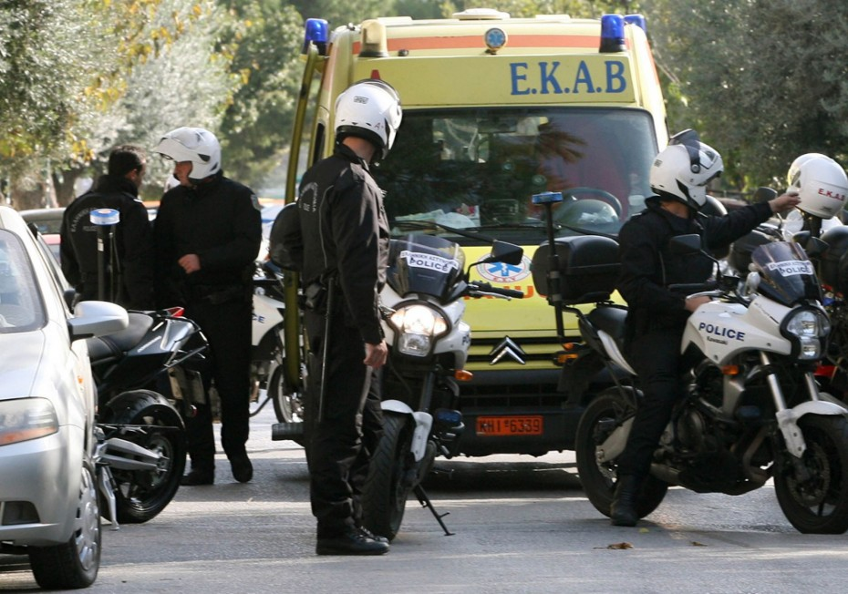 Θεσσαλονίκη: Μυστήριο με απανθρακωμένη σορό μέσα σε φλεγόμενο ΙΧ