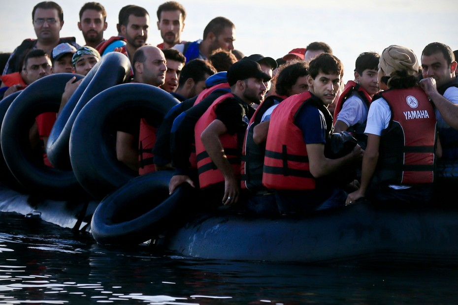 Μετά από δύο χρόνια, πάνω από 10.000 αιτούντες άσυλο στη Λέσβο