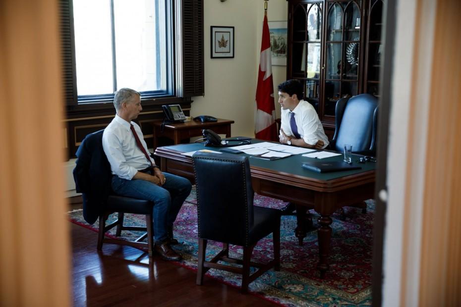 Στον «αέρα» η NAFTA μεταξύ ΗΠΑ και Καναδά
