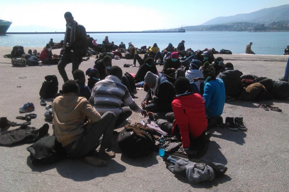 ΟΗΕ: Άθλιες και ανεπαρκείς οι συνθήκες στα νησιά του Αιγαίου