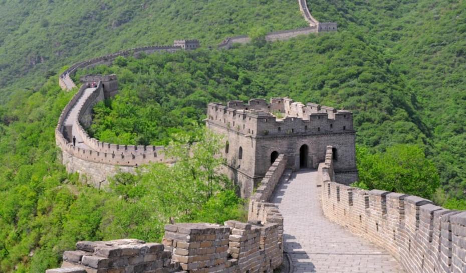 Ακυρώθηκε ο διαγωνισμός για τη διανυκτέρευση στο Σινικό Τείχος