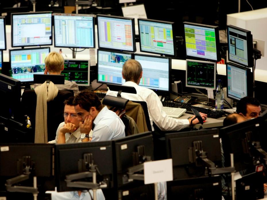 Στο «κόκκινο» οι ευρωαγορές