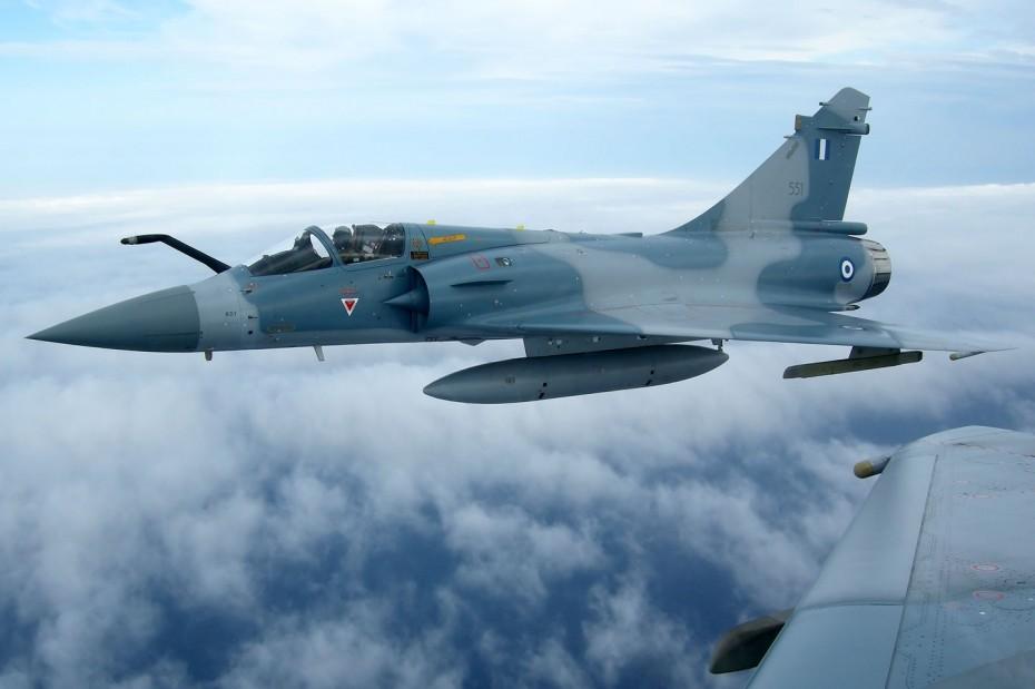 Συντριβή μη επανδρωμένου στρατιωτικού αεροσκάφους στη Ροδόπη