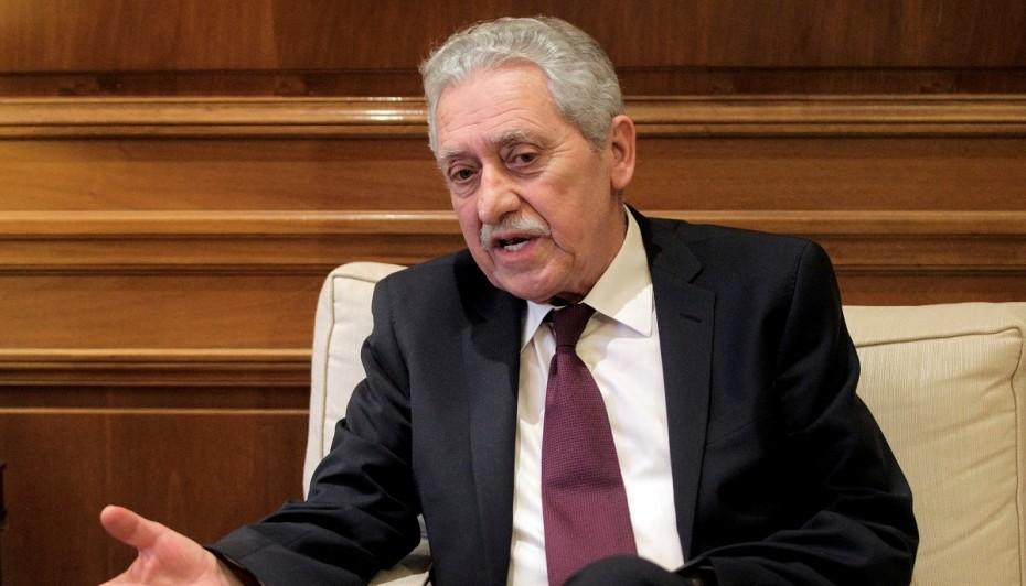 Κουβέλης: H Συμφωνία των Πρεσπών θα έρθει στη Βουλή αν οι γείτονες την τηρήσουν στο ακέραιο
