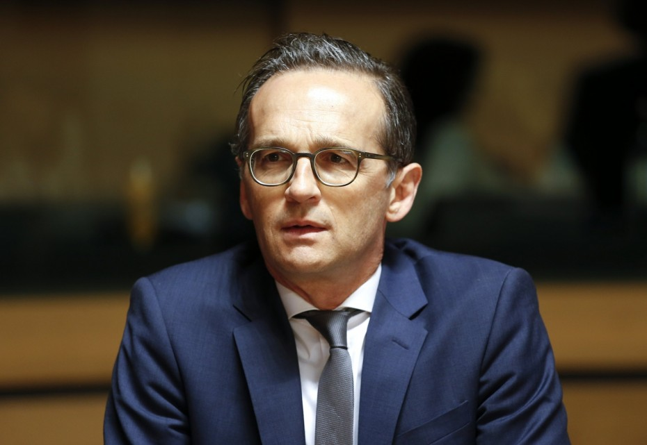Μάας: Ελπίζουμε σε μία ευρωπαϊκή, αξιόπιστη προοπτική για την ΠΓΔΜ