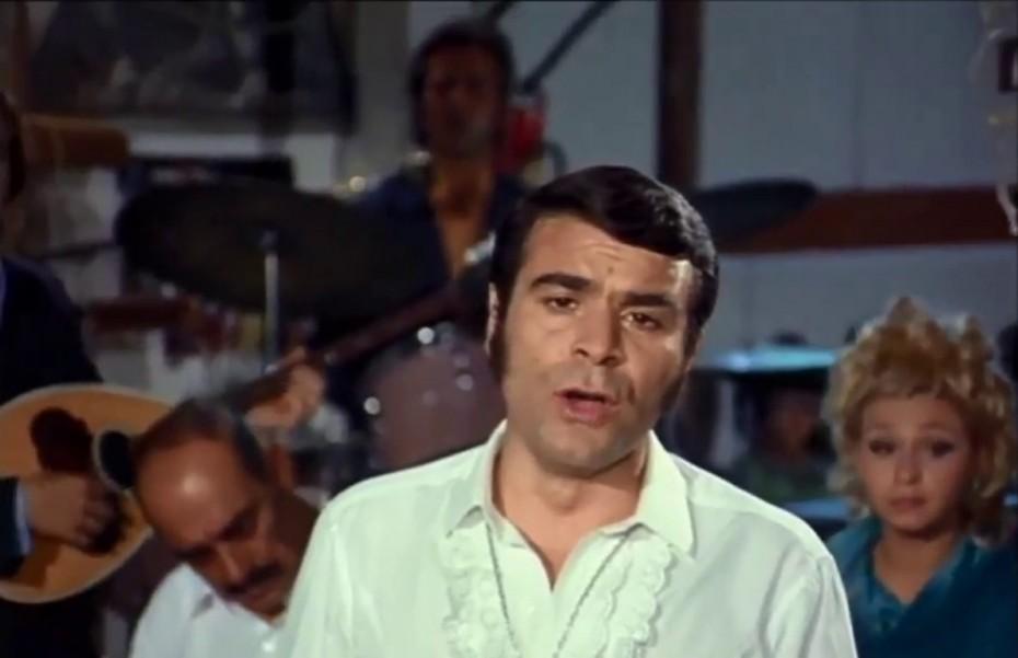 Απεβίωσε ο ηθοποιός Γιώργος Παπαζήσης