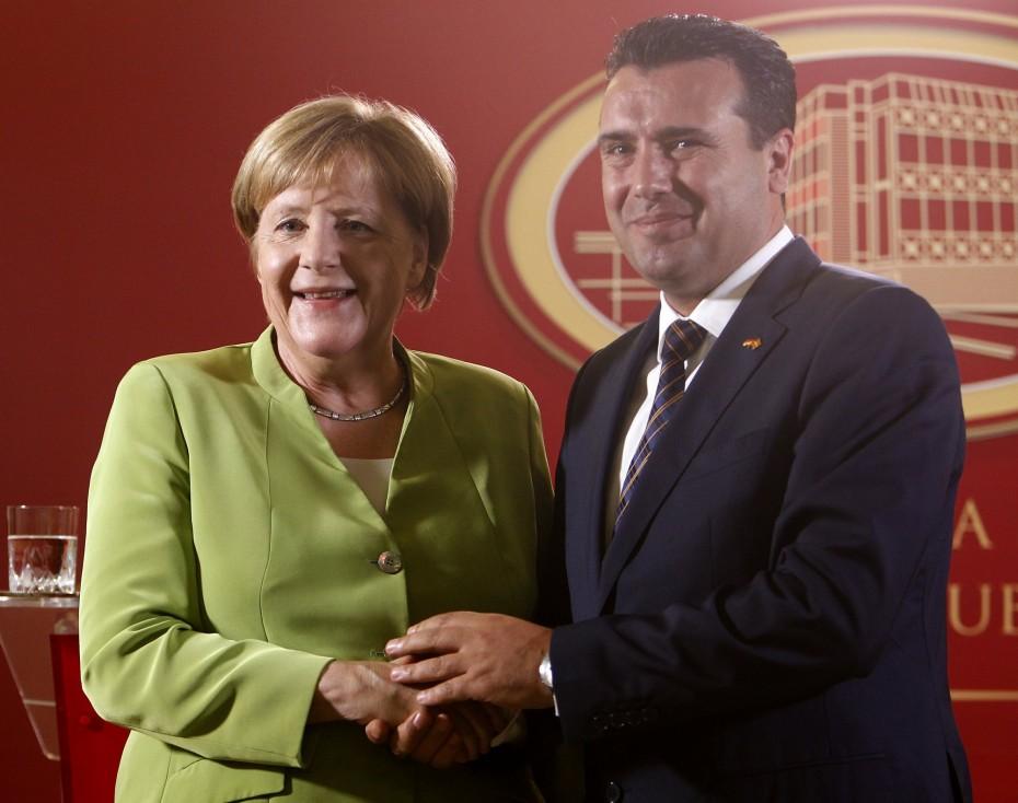 Ικανοποίηση της Γερμανίας για τη υπερψήφιση της συμφωνίας των Πρεσπών