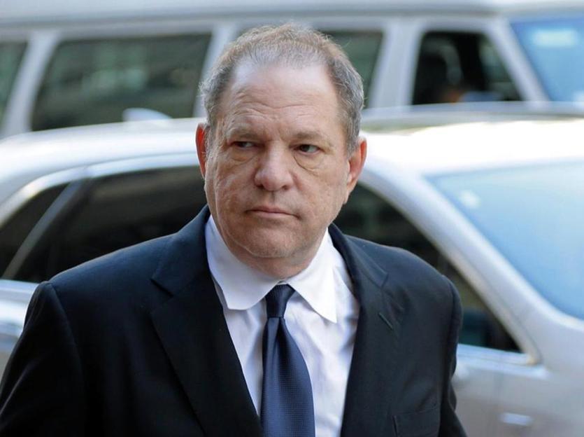 Αποσύρθηκαν κατηγορίες εις βάρος του Weinstein