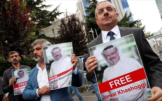 ΗΠΑ: Προειδοποιεί με κυρώσεις την Σ. Αραβία για τον Κασόγκι