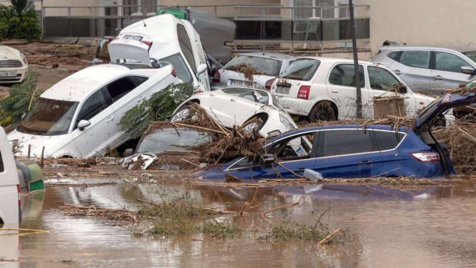 Δώδεκα νεκροί από τις πλημμύρες στη Μαγιόρκα