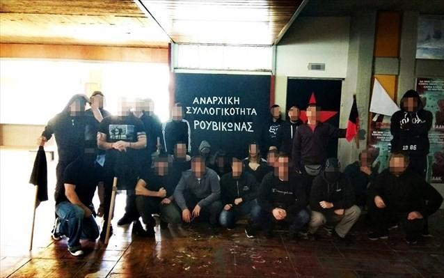 Αντιδράσεις για την παρουσία Ρουβίκωνα στο ΕΚΠΑ