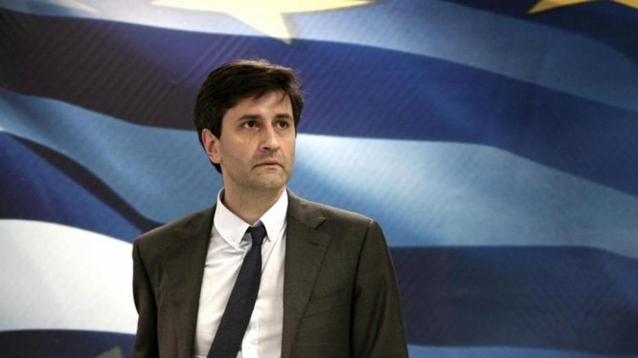 Χουλιαράκης: Το κόστος δανεισμού θα υποχωρήσει, μόλις σταματήσουν οι διεθνείς αναταράξεις