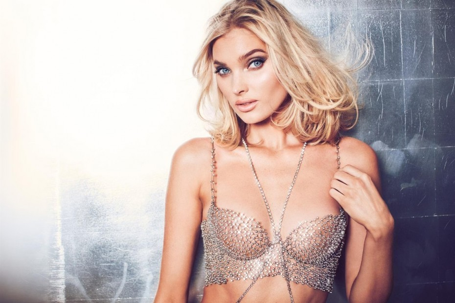 Elsa Hosk: Θα φορέσει το fantasy bra αξίας 1 εκατ. δολλαρίων στο Victoria's Secret Show