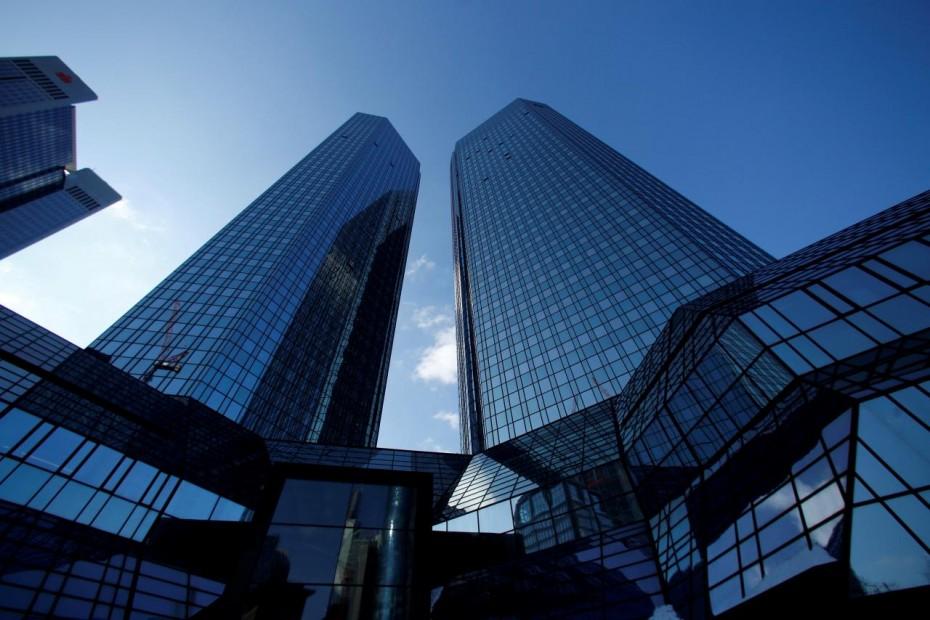 Deutsche Bank: Συνεχίζονται οι έλεγχοι περί ξεπλύματος χρήματος