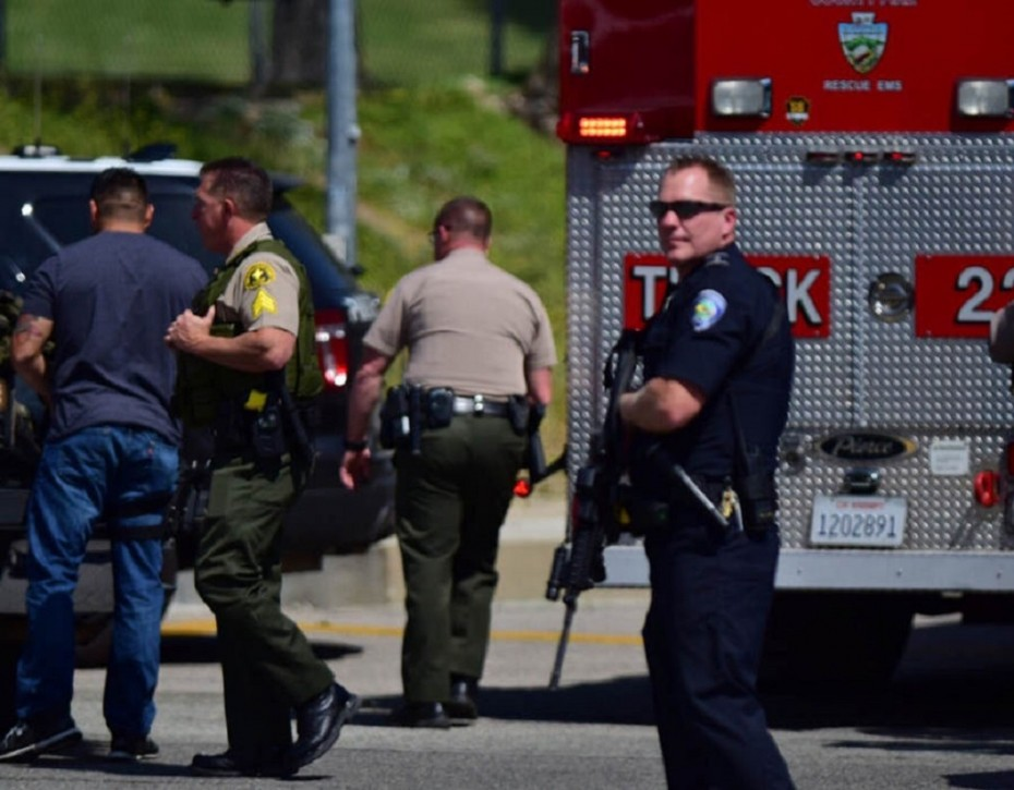 Τρόμος στην Καλοφόρνια: Άγνωστος άνοιξε πυρ σε μπαρ